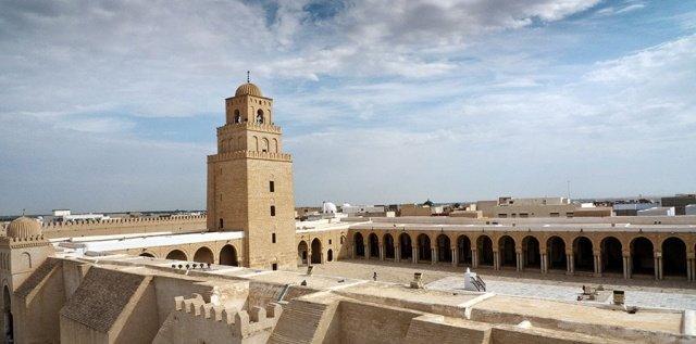 في العالم العربي مساجد تحف معمارية 1484632383