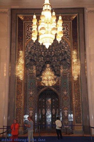 في العالم العربي مساجد تحف معمارية 1838125025