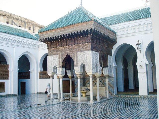 في العالم العربي مساجد تحف معمارية 409473525