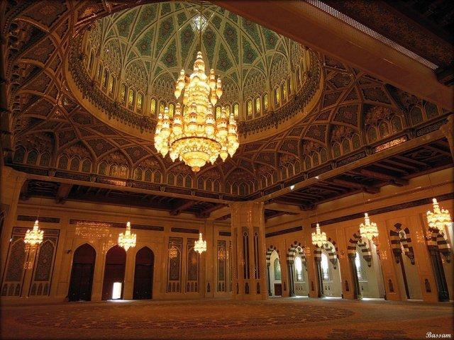 في العالم العربي مساجد تحف معمارية 485193290