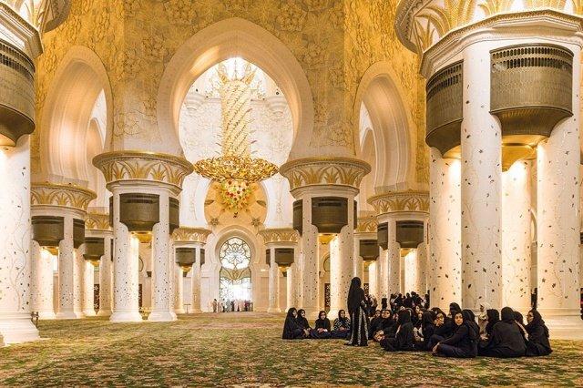في العالم العربي مساجد تحف معمارية 592343584
