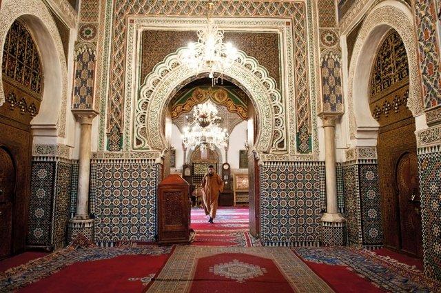 في العالم العربي مساجد تحف معمارية 605907300