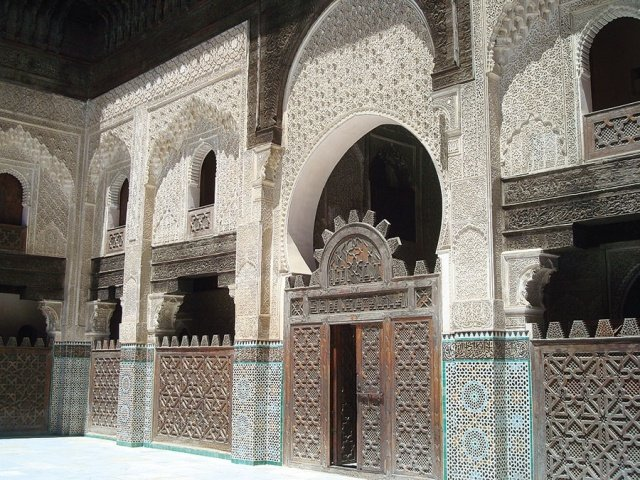 في العالم العربي مساجد تحف معمارية 608668277