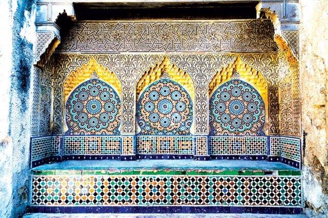 في العالم العربي مساجد تحف معمارية 647745638