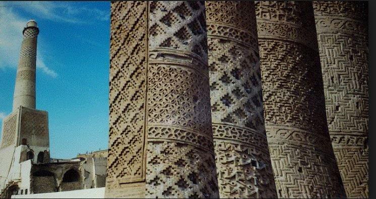 مسجد النوري الكبير، صرح معماري هدمته داعش 1207047960