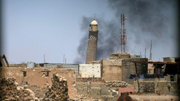 مسجد النوري الكبير، صرح معماري هدمته داعش 790204601
