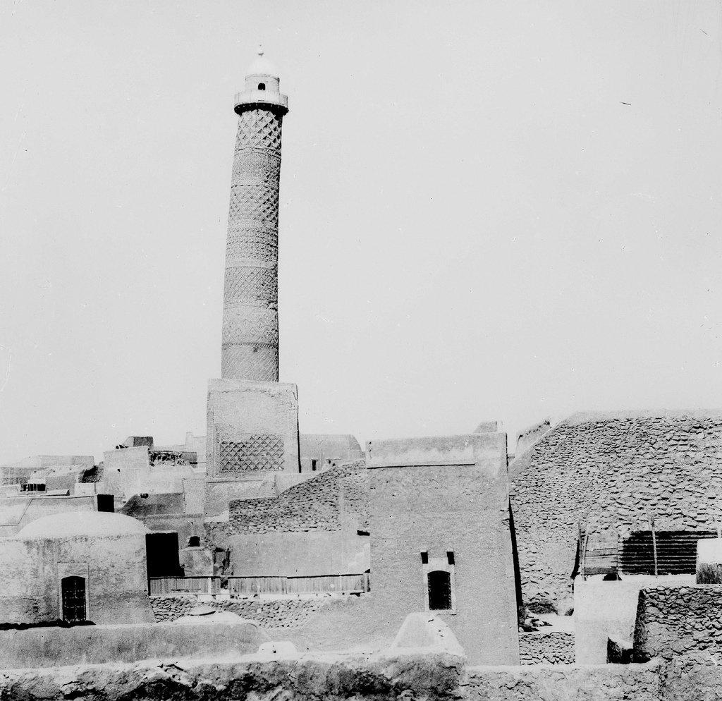 مسجد النوري الكبير، صرح معماري هدمته داعش 81580360