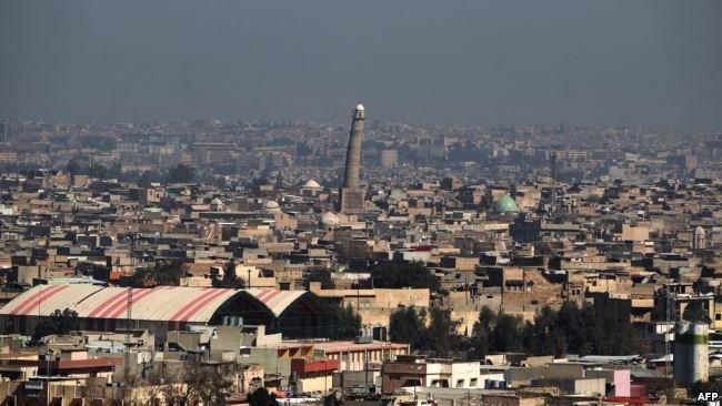 مسجد النوري الكبير، صرح معماري هدمته داعش 902235792