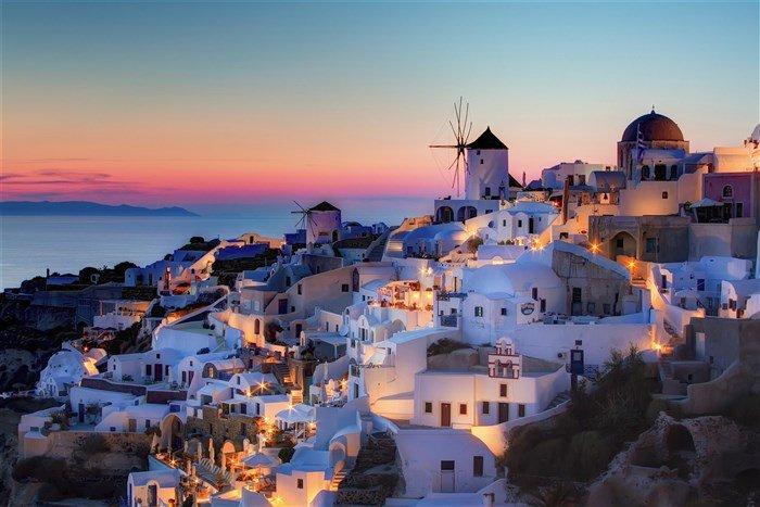 تعرفوا على اروع جزر اليونان 1406088684