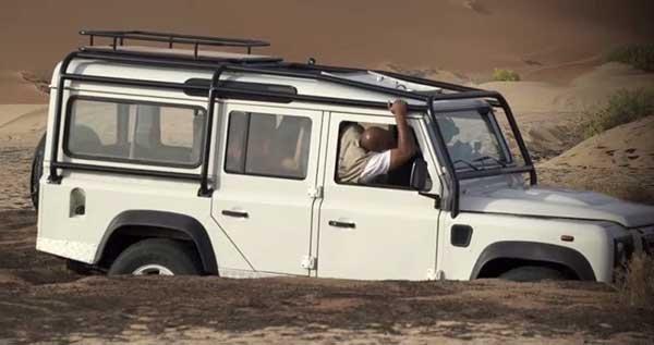 تعرف على مواصفات السيارة المستخدمة في مقلب رامز تحت الأرض 1538223353