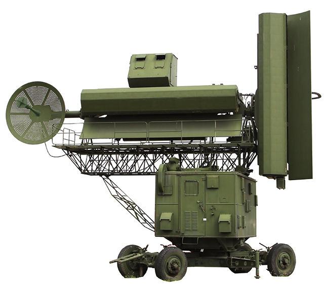 Raketni sistem Dvina Full-17362-12153-kabin