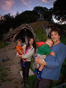construccion de una una chabola pa'fliparrr Family