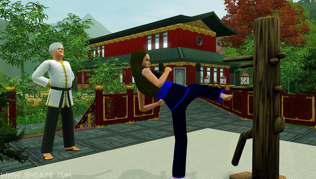 Les Sims™ 3 : Destination Aventure 01