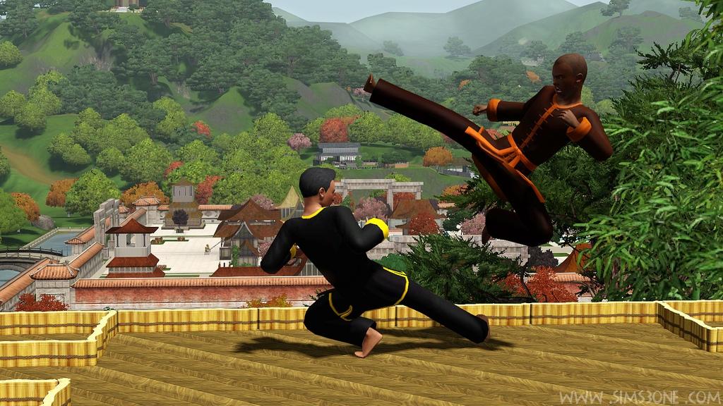 Les Sims™ 3 : Destination Aventure 031