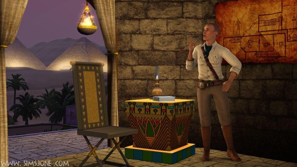 Les Sims™ 3 : Destination Aventure 035