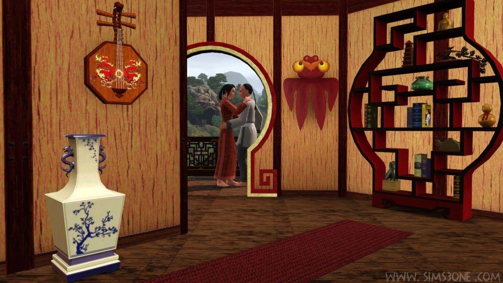 Les Sims™ 3 : Destination Aventure 036