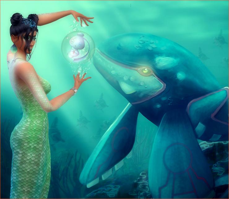 [créations diverses] la galerie d'Ythyl Mer