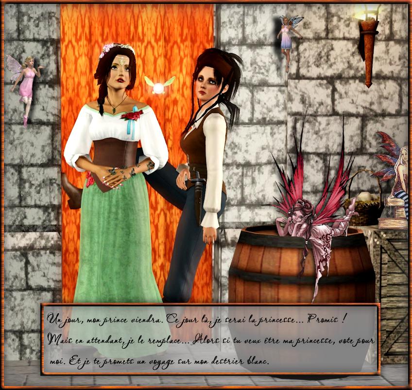[créations diverses] la galerie d'Ythyl - Page 3 Dragueur