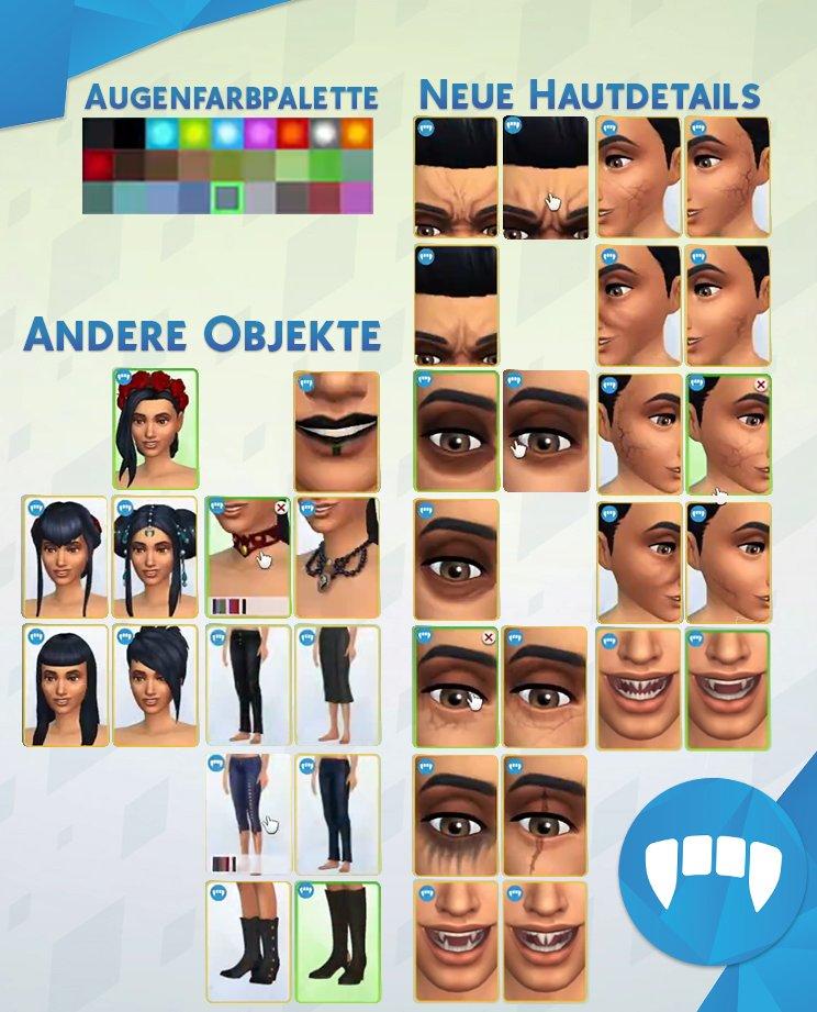 Les Sims 4 Vampires [24 Janvier 2017] C2J50rPWQAIp5oM