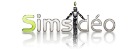 [Site - Sims2&3] Simsidéo Logo
