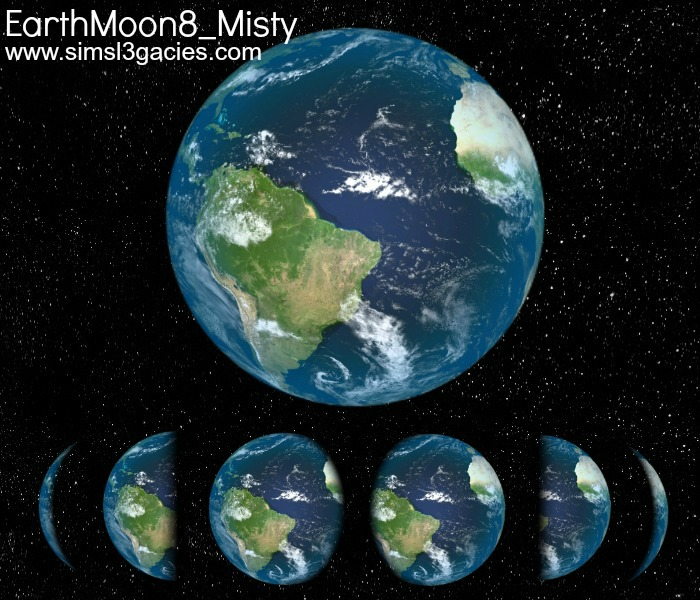 Changer la couleur du Ciel jour/nuit avec les Add-ons Sims 3 EarthMoon8_Misty