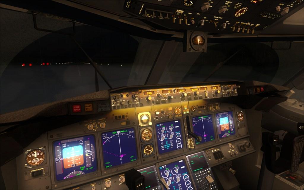 Alguém me recomenda um b737/8 com FMC? que não seja PMDG 737upgraded