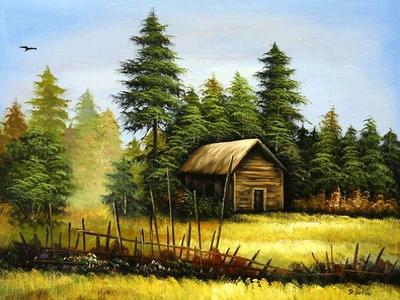 [Villa del Casale] Cabaña de Verenice Cabana1