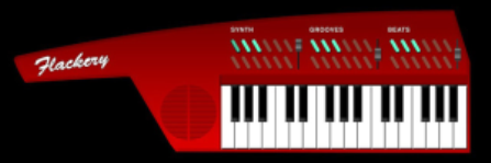 instrumento - Instrumento con menos glamour Keytar-Lite-piano-mezcla-con-guitarra-para-BlackBerry