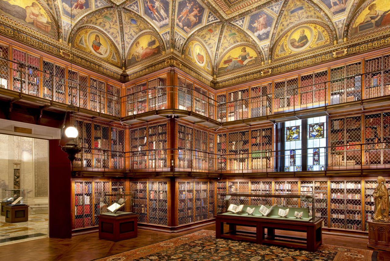 Dzerom Dejvid Selindzer Biblioteka_Morgan-Library