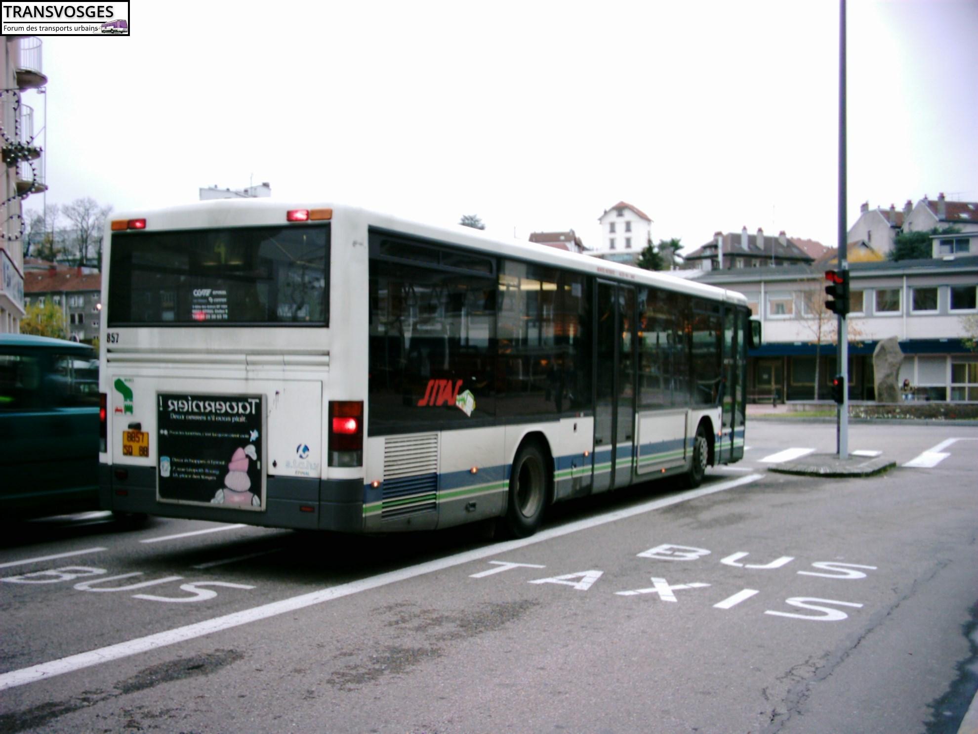 Setra S 315 NF n° 857 6