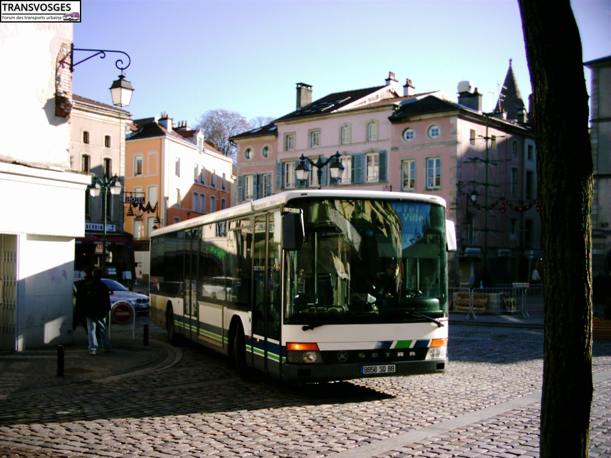 Setra S 315 NF n° 858 6