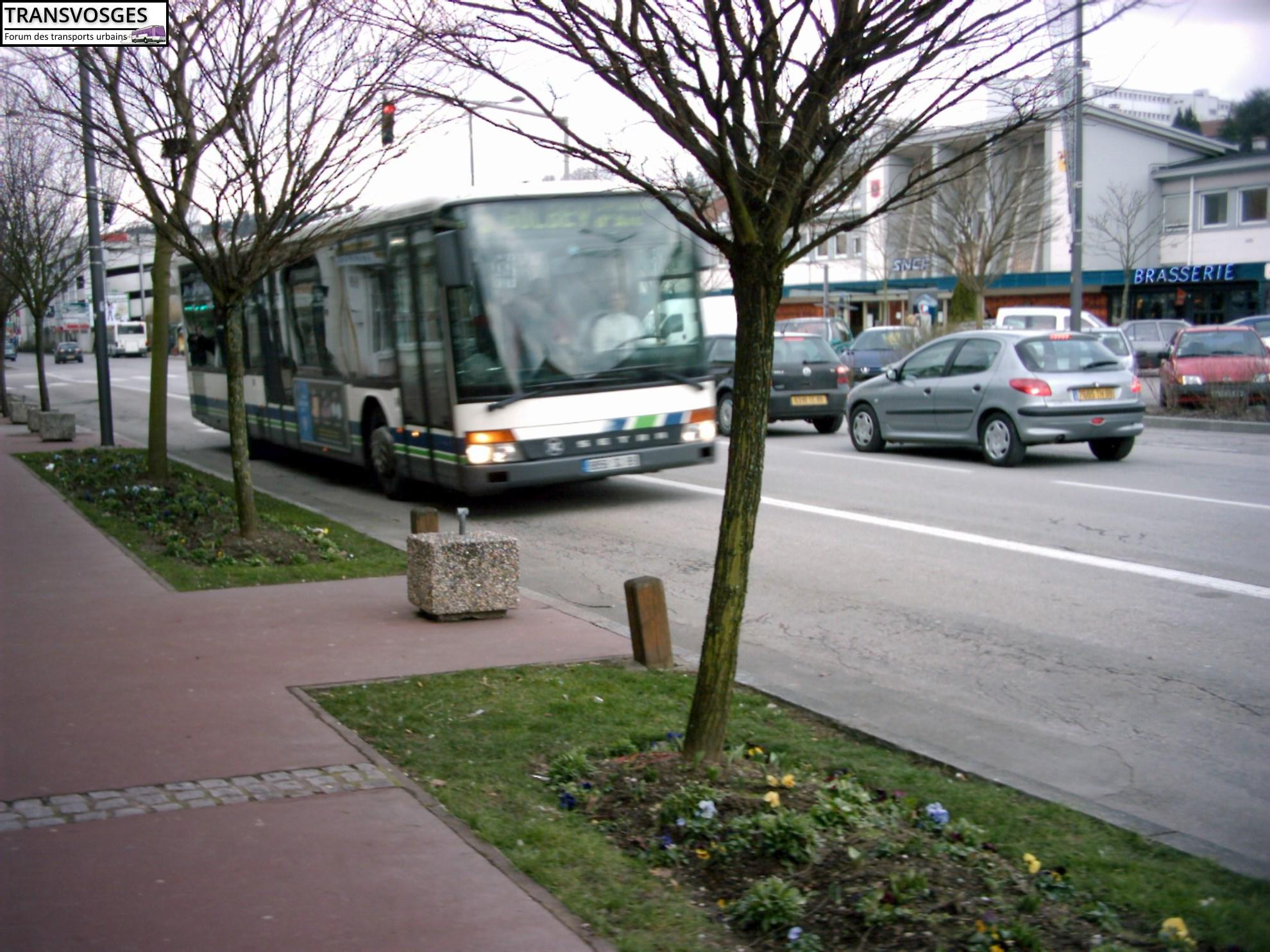 Setra S 315 NF n° 858 8