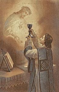 La pensée du jour Communion-Elevation-du-Calice