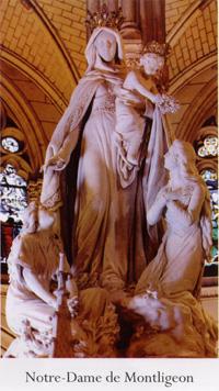 Sanctuaire de Montligeon. Notre-Dame-de-Montligeon