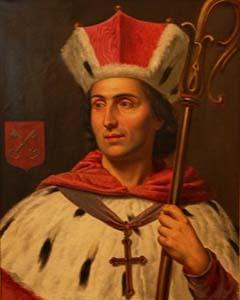27 août : Saint Amédée de Clermont (de Lausanne) Amedee-de-Lausanne