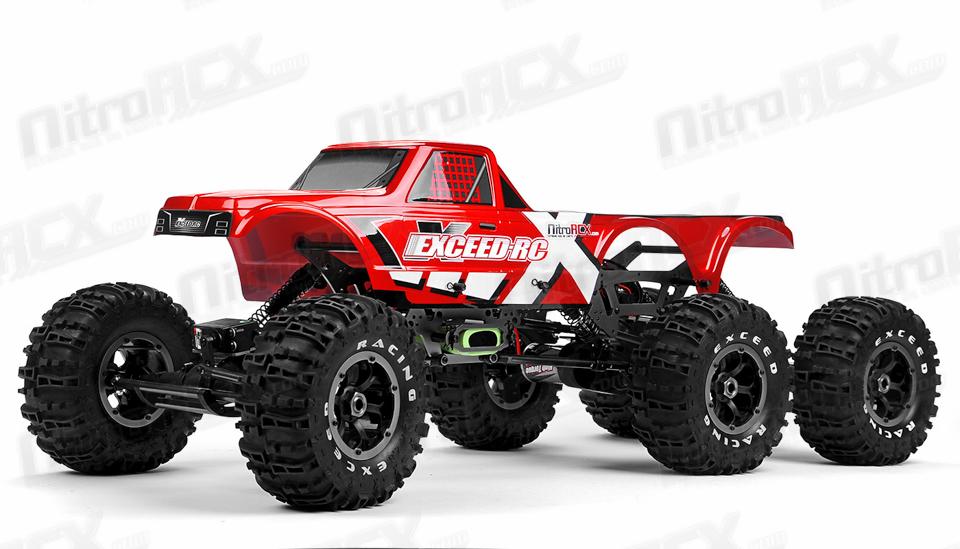 6x6, 3 moteurs, 2 ESC !! 03C20-MadTorque-6X6-Red-RTR-24G-1