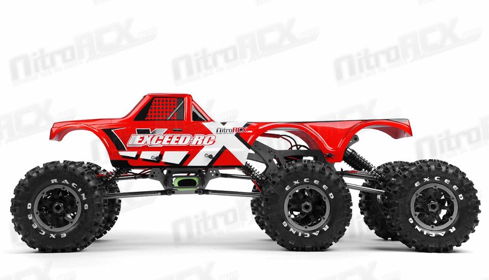 6x6, 3 moteurs, 2 ESC !! 03C20-MadTorque-6X6-Red-RTR-24G-3