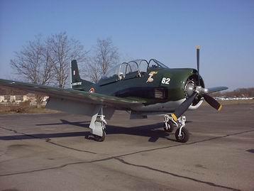 """North American T-28 """" Fennec """" Fennec"""