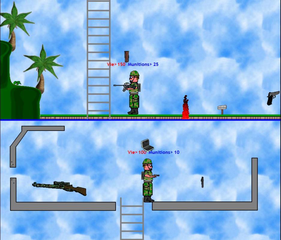 Screenshots de vos Jeux Multideath2d