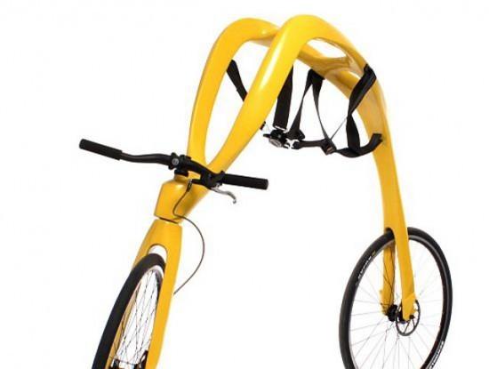 Беспедальный велосипед - ещё одна дур-машина 517024
