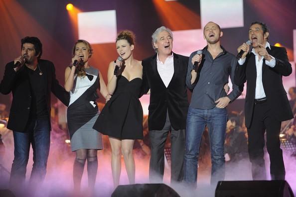 Photos d'Elodie Frégé aux Victoires de la musique (28/02/09) Victoiredelamusique2009005