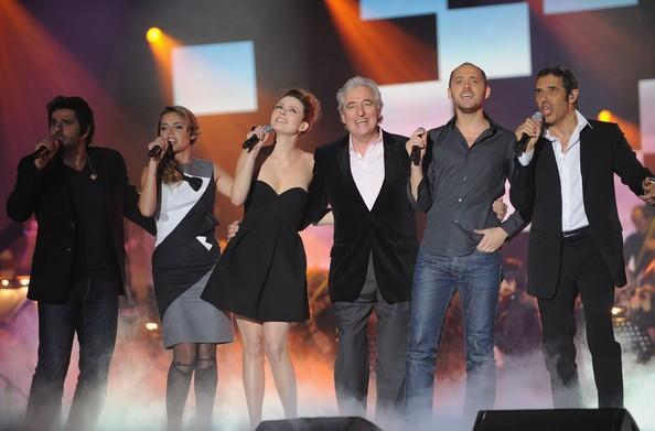 Photos d'Elodie Frégé aux Victoires de la musique (28/02/09) Victoiredelamusique2009008