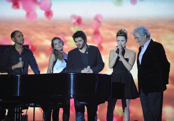 Photos d'Elodie Frégé aux Victoires de la musique (28/02/09) Victoiredelamusique2009009