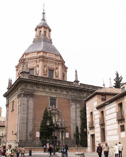 Tercera salida: el Madrid de los Habsburgo (I) Iglesia-de-San-Andres