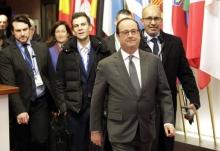 Sommet européen de Bruxelles. Attitude ridicule, langage amphigourique, Hollande tel qu'en lui-même 2037947020