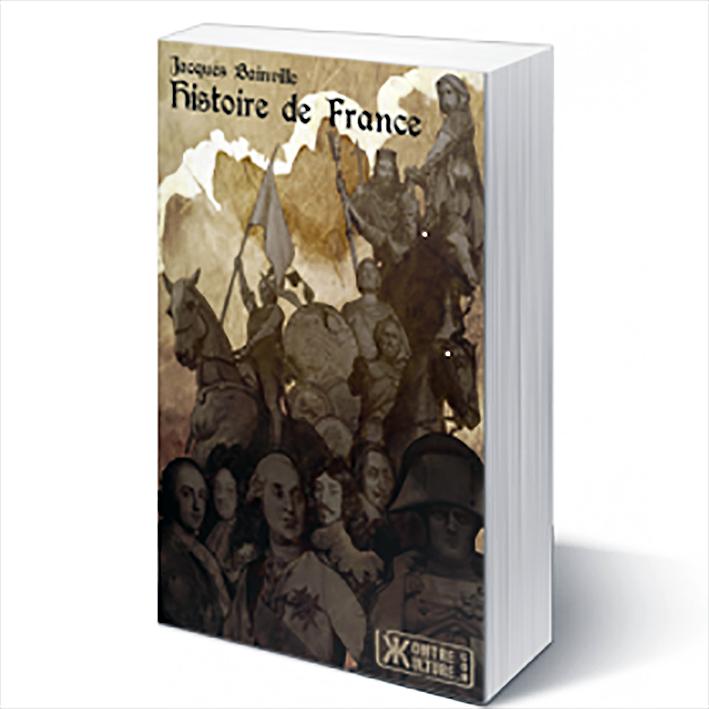 Le Grand Remplacement de l'Histoire de France, vu par Julien Langard* dans Boulevard Voltaire 2741142997