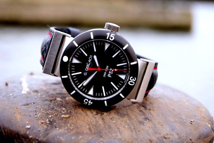 G. Gerlach: la montre polonaise! Dzik