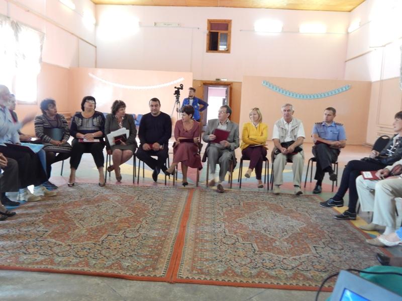Коллегия при главе администрации муниципального образования – городской округ город Скопин DSCN3679