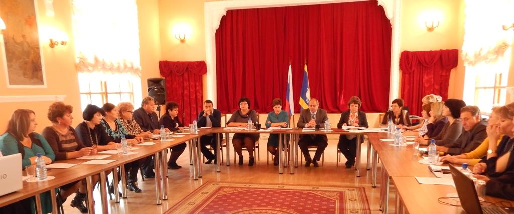Коллегия при главе администрации муниципального образования – городской округ город Скопин DSCN4668