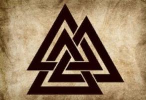 Символы  древних скандинавов LWusxx